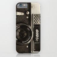 FED 5   Vintage Camera iPhone 6 Slim Case