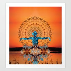 Eternity Art Print
