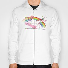 Unicorn: Destroyer of Ponies! Hoody