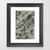 Is There Home? Framed Art Print
