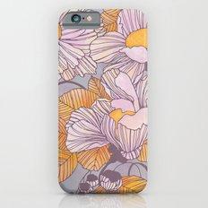 Sun Blossoms Slim Case iPhone 6s