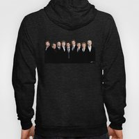 We're All Enemies Here (FRONTS ONLY) Hoody