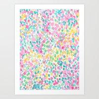 Lighthearted Summer Art Print