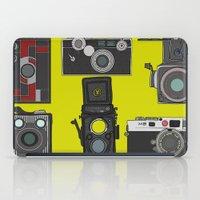 Cameras iPad Case