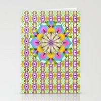 Lucky Lotus Stationery Cards