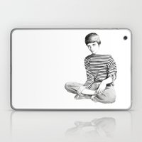 Jean Seberg Laptop & iPad Skin