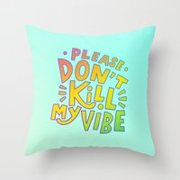 Kendrick Lamar for Kids Throw Pillow