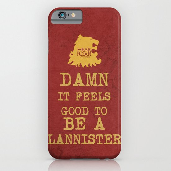 Game Of Thrones 12 iPhone & iPod Case