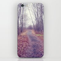 iPhone & iPod Skin featuring lead me home by Mary Carroll