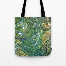 forest 013 Tote Bag