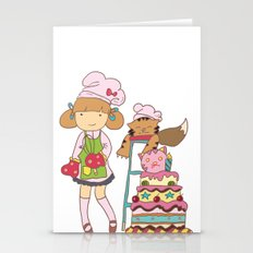 MAOMEE DIARY Stationery Cards