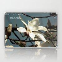 Cherish Every Moment Laptop & iPad Skin