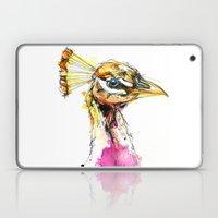Sunset Peacock Laptop & iPad Skin