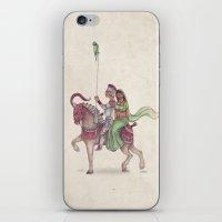 Indian Knight iPhone & iPod Skin