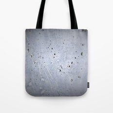 Splash White Tote Bag