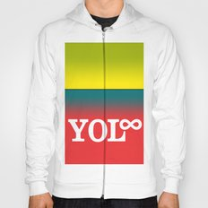 You Only Live Forever—Part III Hoody