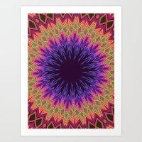 acid test5 Art Print