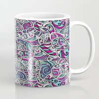 Tangle Pattern #001 Mug