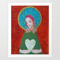 Wishing You Love Art Print