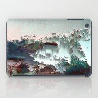 Untitled tree scene iPad Case