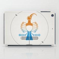 The Egotists (Black Sicklebill) iPad Case