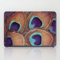 Peacock iPad Case