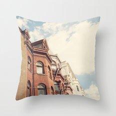 Georgetown Throw Pillow