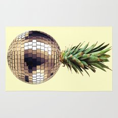 ananas party (pineapple) Rug