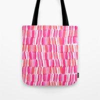 Hello watercolor Tote Bag