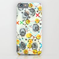 iPhone & iPod Case featuring Vertige by Mr Zion