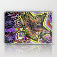 Mind-blowing, Colourful … Laptop & iPad Skin