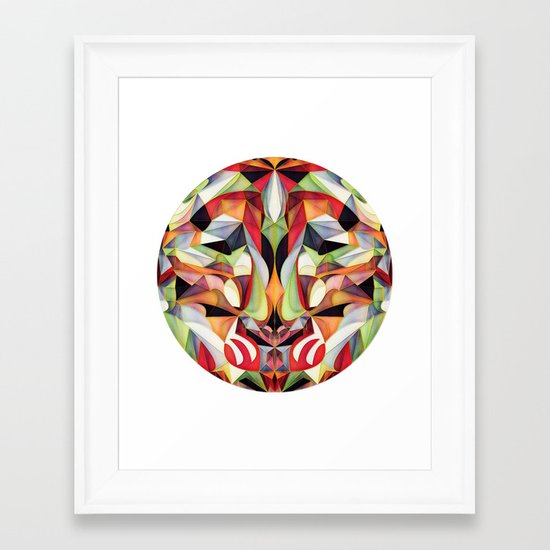 Merry Everything Framed Art Print