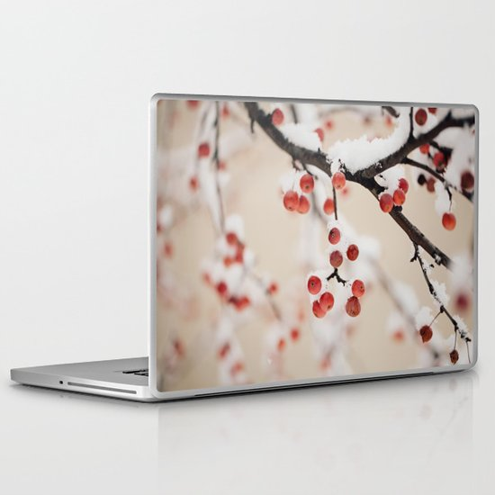 Winterberry Laptop & iPad Skin