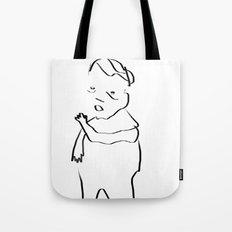 Karate Comic Tote Bag