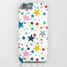 Stars Multi iPhone 6s Slim Case