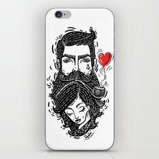 BeardyLove iPhone & iPod Skin