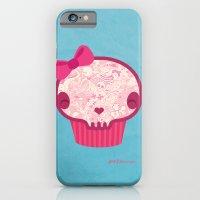 Cupcake Skull iPhone 6 Slim Case