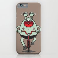 iPhone & iPod Case featuring Healthy Life Is Killing Me by Tratinchica