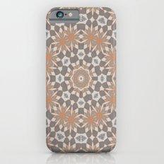 Flower Symmetry  iPhone 6 Slim Case
