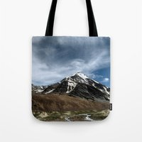 Majesty...the Mountain..… Tote Bag