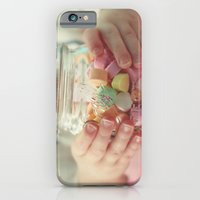 iPhone & iPod Case featuring Love You by Hilary Walker