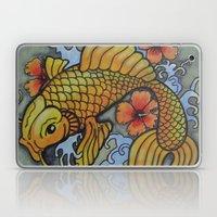 koi fish 02 Laptop & iPad Skin