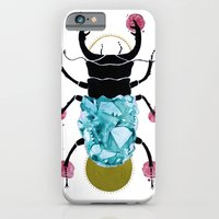 stag beetle  iPhone 6 Slim Case