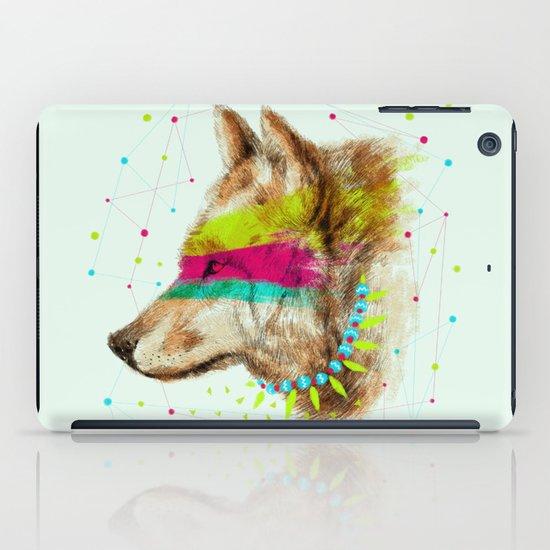 Cherokee Wolf II iPad Case