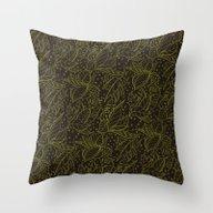 Ayahuasca Autumn (varian… Throw Pillow