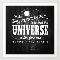 Rationality Art Print