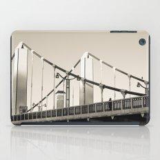 Crossing bridges  iPad Case
