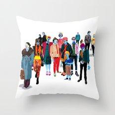 Pandilla Throw Pillow