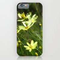 iPhone & iPod Case featuring Wild Yellow by Kristi Jacobsen Photography