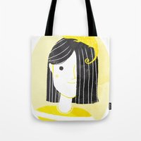 Chamaleon my pet Tote Bag